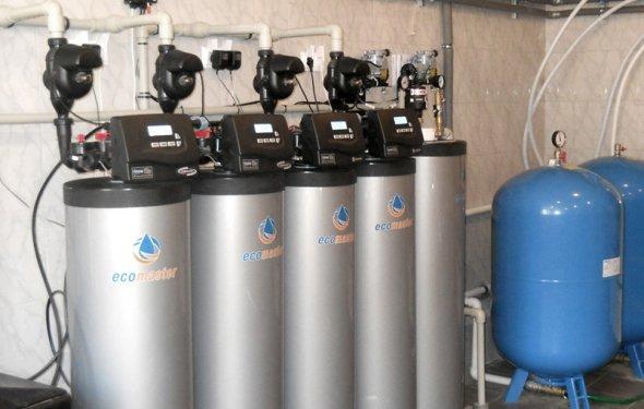 Системы водоподготовки и