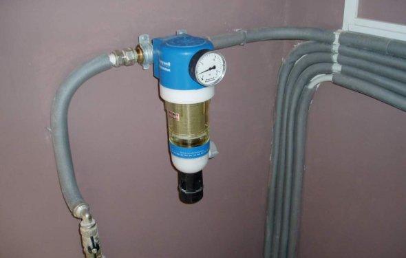 Фильтр для грубой воды