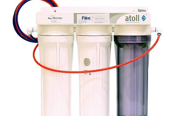 Фильтр система очистки