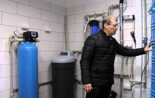 Фильтры для воды для частного