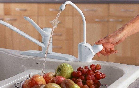 Фильтры для воды в частный