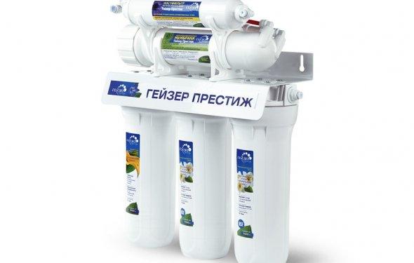 фильтр очистки воды Гейзер