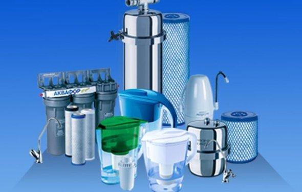 Продажа фильтров для воды: