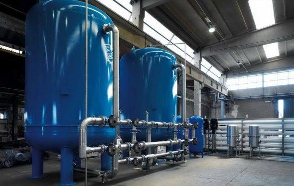 Промышленные умягчители воды