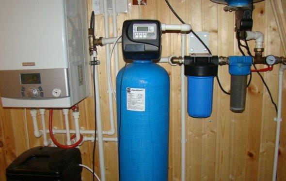 Системы фильтрации воды для
