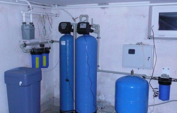 Водоподготовка и водоочистка: