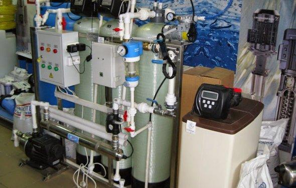 Фильтры для очистки воды для